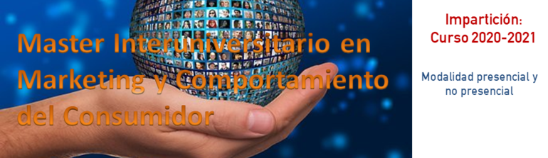 Master Interuniversitario en Marketing y Comportamiento del Consumidor